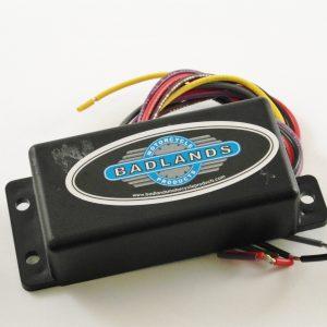 Badlands, richting aanwijzer aut. / Turn signal flasher