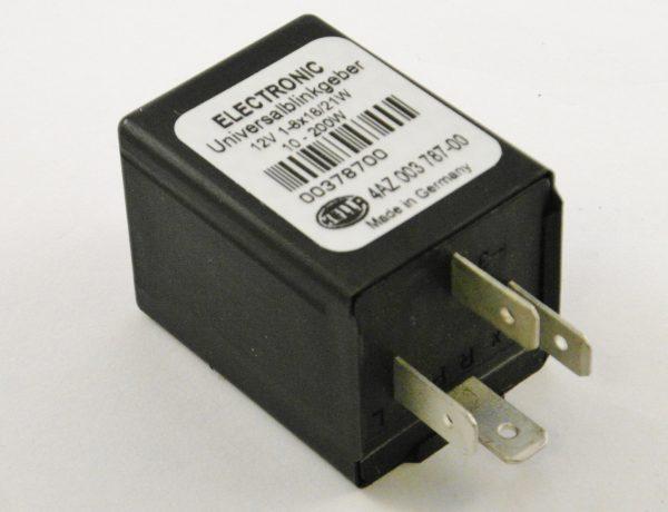 Richtingaanwijzer automaat / Turn signal flasher Hella