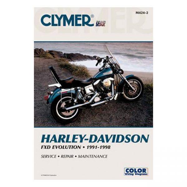 Service Manual 91-98 Dyna