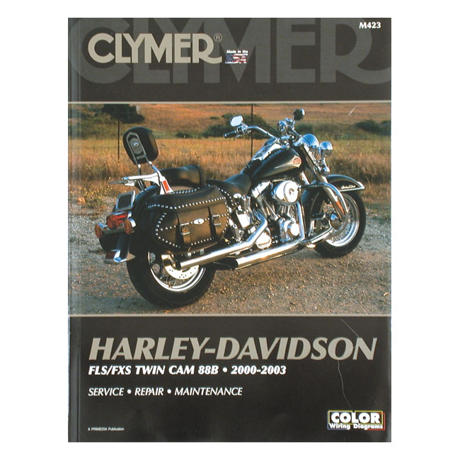 Service Manual 00-06 Softail Twin Cam