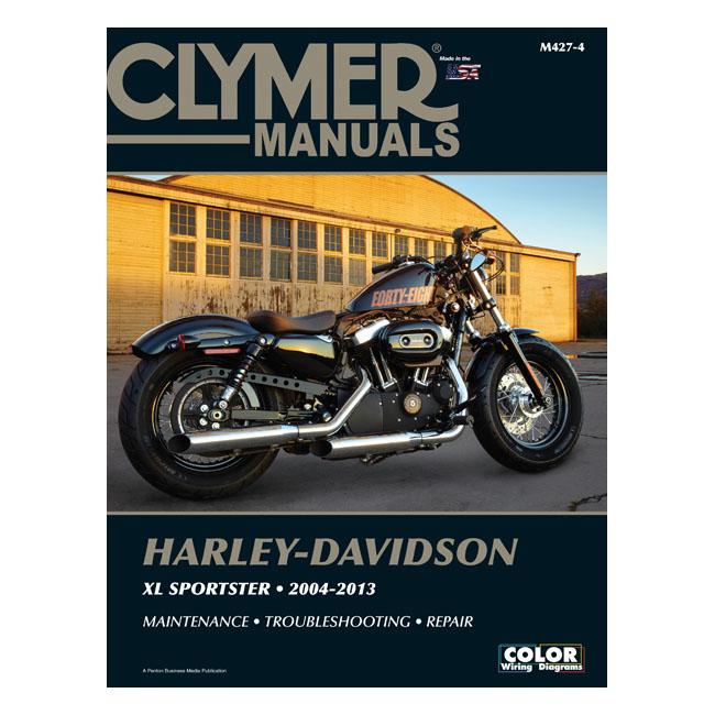 Service Manual 04-13 Sportster