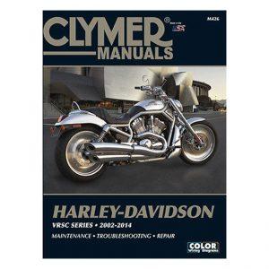 Service Manual 02-07 V-Rod