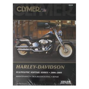 Service Manual 06-09 Softail Twin Cam
