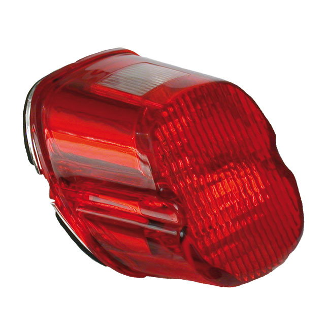 A-licht glas / Taillight lens Laydown style '99-'03