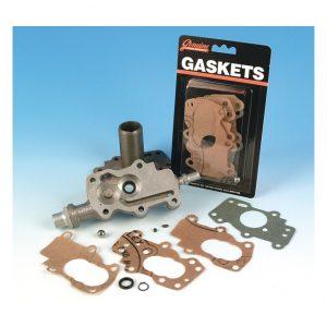Oliepomp pakking set / Oil pump gasket set KH/XL '52-'76