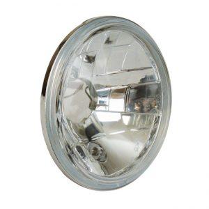 "Koplamp unit / Headlamp unit 5 3/4"" prismic style"