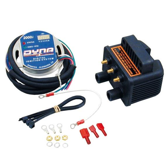 Electronische ontsteking / Electronic ignition system