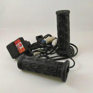 Verwarmde handvat set / Heated grip set