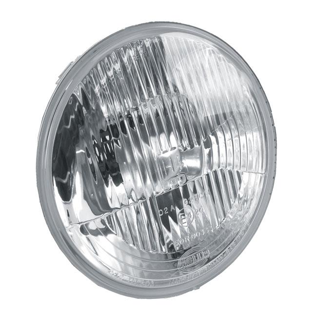 """Koplamp unit / Headlamp unit 7"""" H4"""