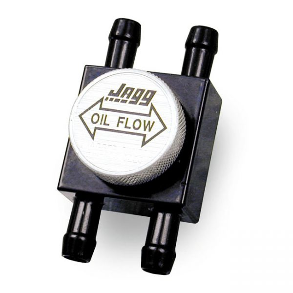 JAGG Handbediende Thermostaat / Manual By-Pass valve