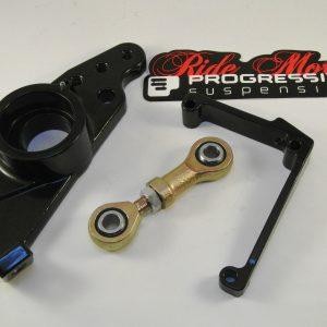 Frame stabilisator set / Frame stabilizer kit FLHT/FLHR