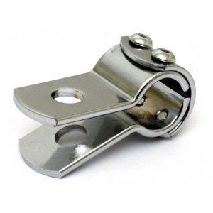 "Driedelige klem / Three piece clamp 28.5mm - 1 1/8"""