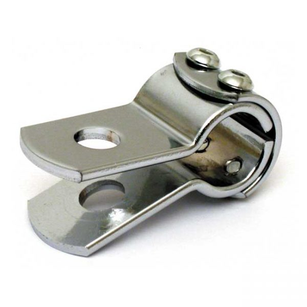 """Drie delige klem / Three piece clamp 22mm - 7/8"""""""