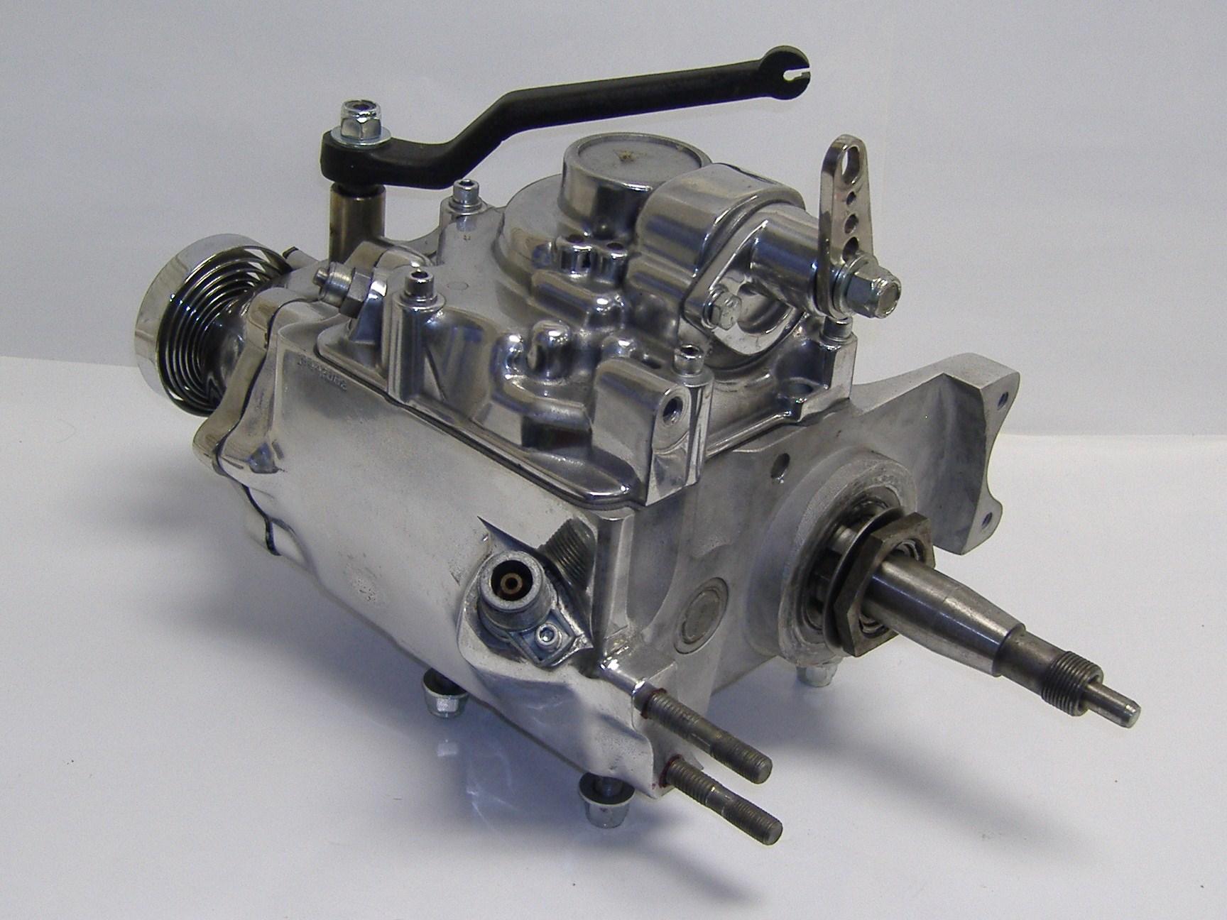 4 Bak Onderdelen / 4 Speed Transmission Parts FL / FX