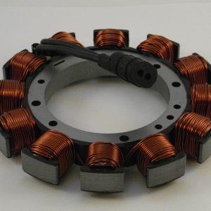 Dynamo stator (2pen) / Stator Alternator (2pin) '81-'88 22AMP