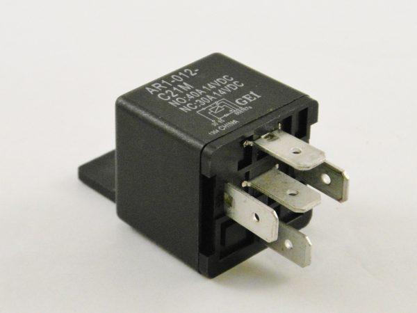 Start relais / Starter relay