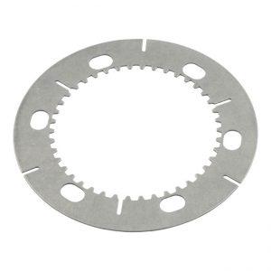 Koppeling plaat set, staal / Clutch plate kit, steel XL '71-late'84