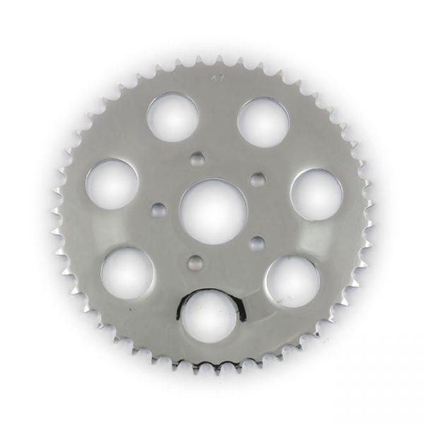 Achtertandwiel / Rear wheel sprocket 46T XL '86-'90