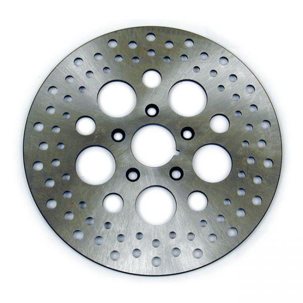 Remschijf rvs / Brake rotor ss '84-'99 voor / front