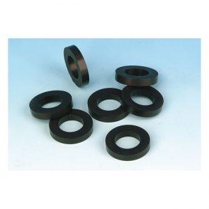 Rubber ring, eind kapbout / Quad ring , cap bolt