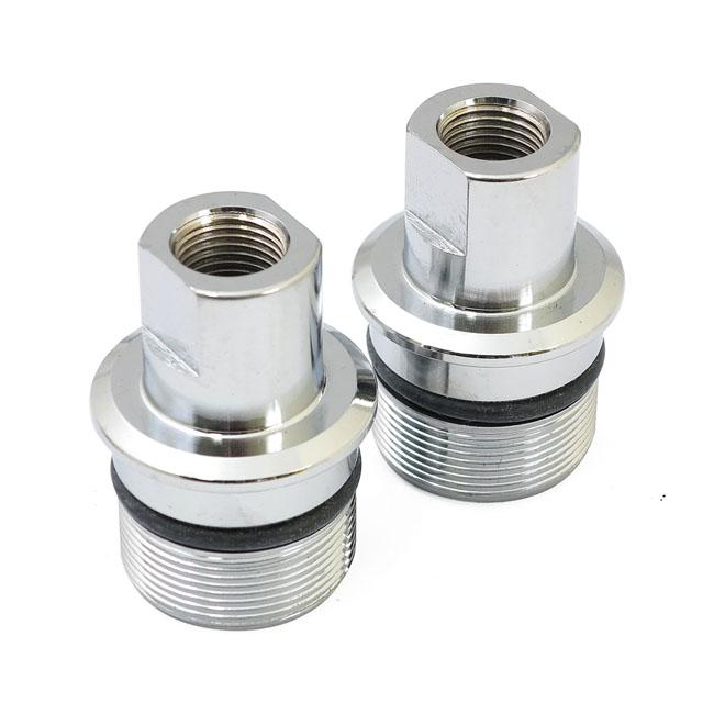 Vorkpoot plug / Fork tube plug set of 2