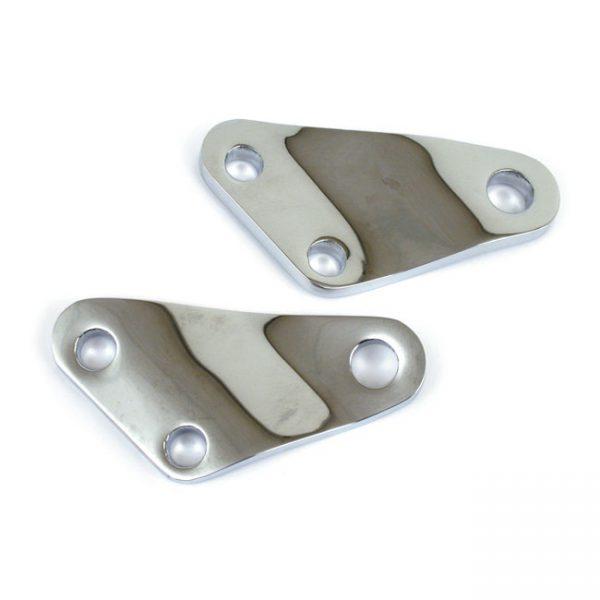 Duo step beugels / Passenger step brackets FX