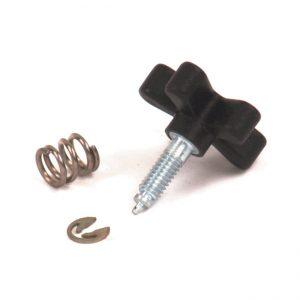 Stelschroef / Throttle adjuster screw