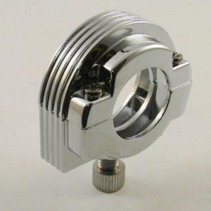 Klem gashandvat / Throttle clamp single cable
