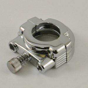 Gashandvat klem / Throttle clamp Dual cable