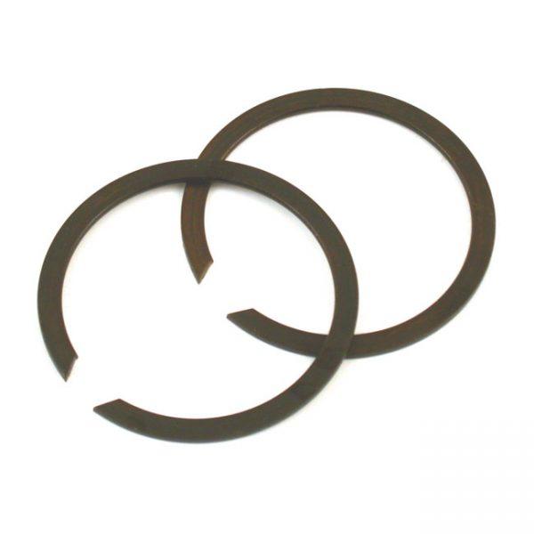 Borg ring, uitlaat flens / Lock ring, exhaust flange