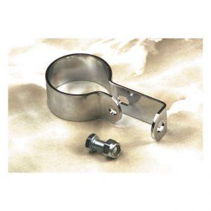 Uitlaatbocht klem / Header support clamp