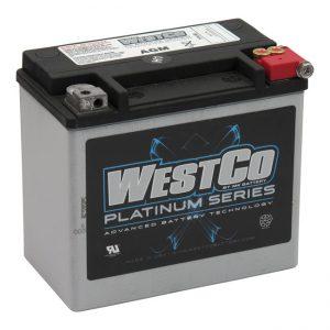 WestCo Accu / Battery 300CCA DYNA / SOFTAIL 91-96