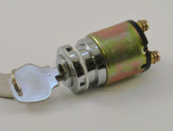 Contact slot / Ignition switch