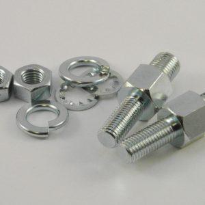 Bout set bobine steun / Stud set coil bracket