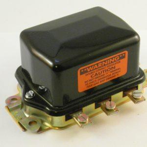 Spanningsregelaar Delco stijl / Voltage regulator Delco style