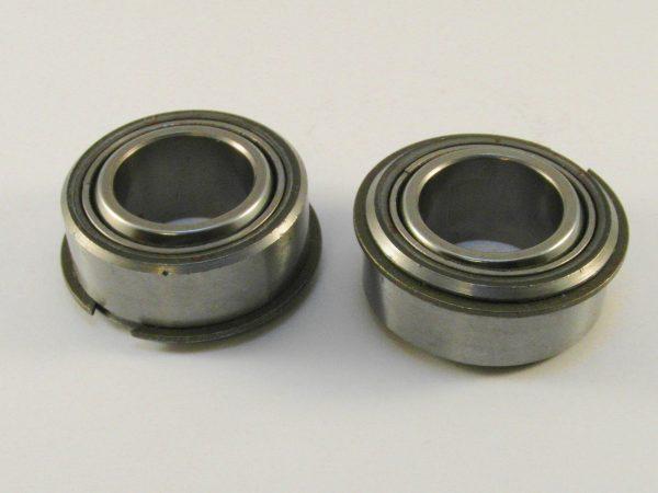 Achtervork lager set / Swing-arm bearing set Softail '84-'99