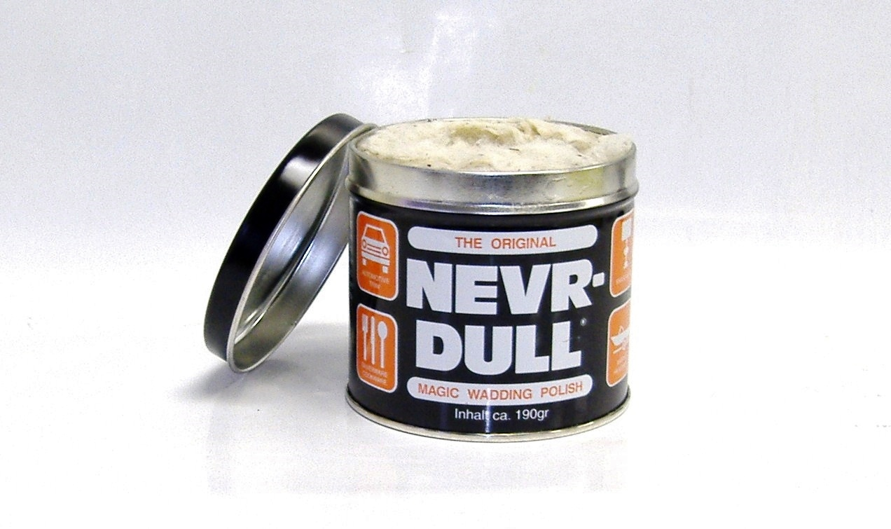 Never-Dull wadding polish